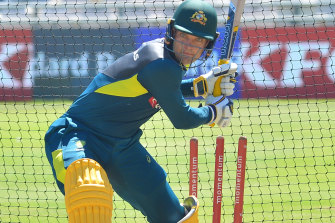 Alex Carey is comfortable with the decision Cricket Australia has made in regards to the vice-captaincy.