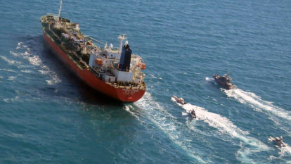 South Korean diplomat in Iran over seized ship, frozen funds