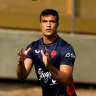 'You can see the mentality': The French rugby star who helped shape Suaalii