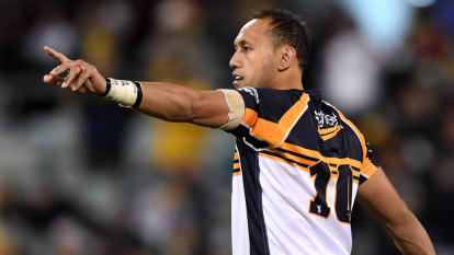 Brumbies go to pieces in face of Jaguares mauling