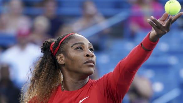 Serena crushes Gavrilova in Cincinnati