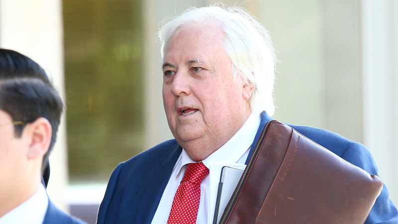 Clive Palmer's Queensland Nickel traded while insolvent