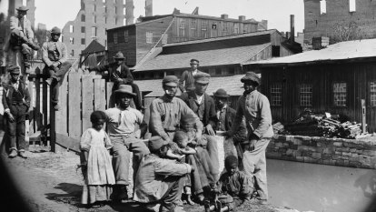 'Single most pressing issue': Reparations for slavery a campaign issue