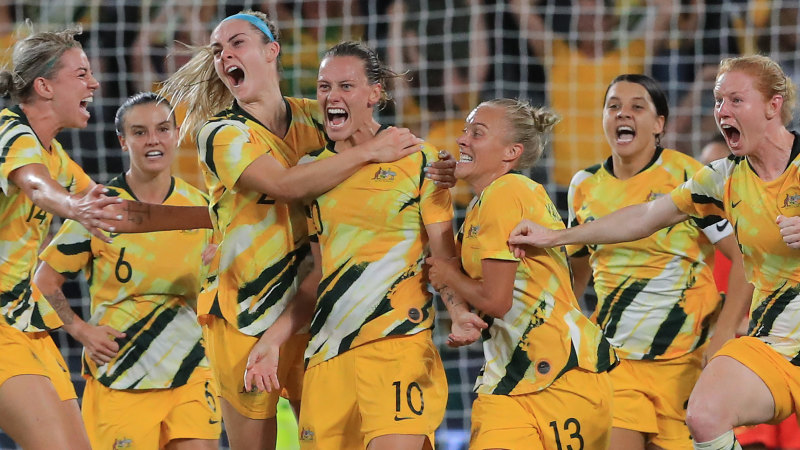 Australia and New Zealand win vote to host the 2023 Women's World Cup – Sydney Morning Herald