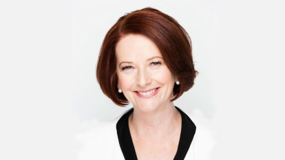 Another side of Julia Gillard and her thrill at being an interviewer