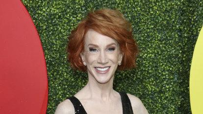 Kathy Griffin announces lung cancer diagnosis