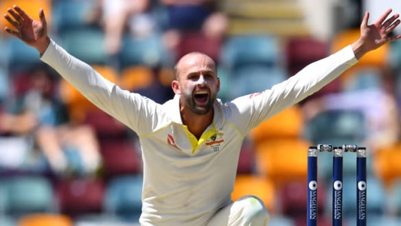 'Bowling ugly' the secret for Nathan Lyon