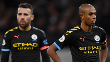 Manchester City's grip on power appears broken. For now.