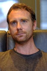 Author Luke Williams.