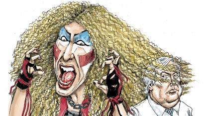 Dee Snider: Universal's soldier in the fight for copyright