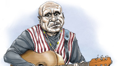 'Just keep walking': Archie Roach, the voice Australia needed to hear