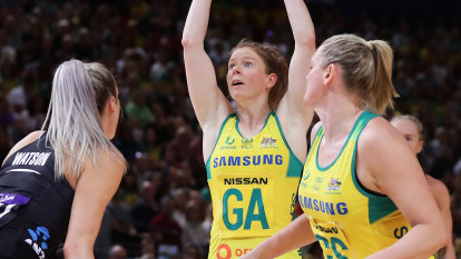 World champion Silver Ferns still feel they're hunting Diamonds