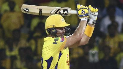 Watson upstages in-form Warner in IPL