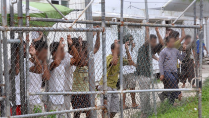 Detainees on Manus trapped in a system without end