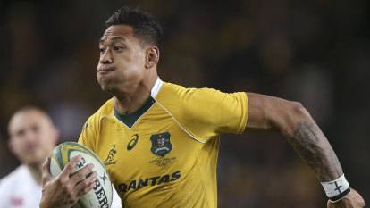 Does Rugby Australia's Folau firing adhere to its own 'vision'?