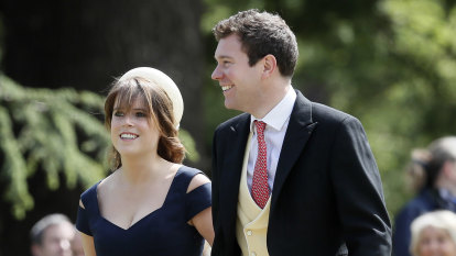 UK prepares for Eugenie's wedding amid outrage over security bill
