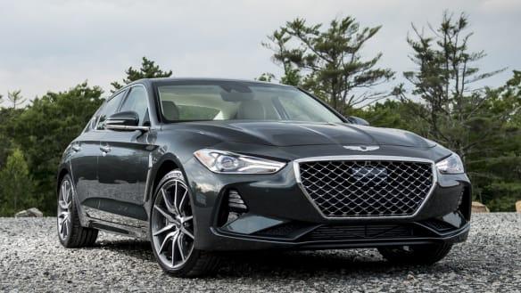 Hyundai Genesis.