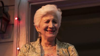 Oscar-winning 'Moonstruck' actress Olympia Dukakis dies at 89