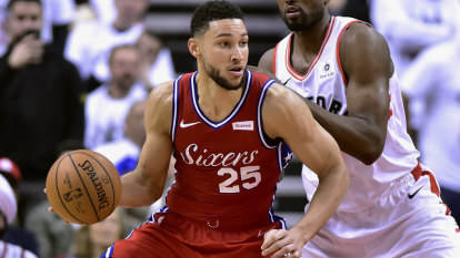 NBA All-Star Ben Simmons to face USA but miss World Cup