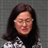 Labor steps up demand for Gladys Liu to speak in Parliament on her past