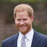 Flashes of the good old days as William and Harry reunite for their mother