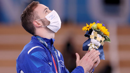 Israel allowed Dolgopyat to win gold for his country, but it won't let him marry