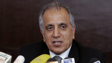Zalmay Khalilzad, special adviser on reconciliation,  said on Saturday  that 'significant progress' was made during lengthy talks with the Taliban in Qatar.