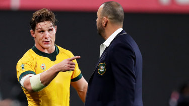 Michael Hooper's bold claim was backed up by the Wallabies in their tense opening World Cup win over Fiji.