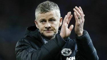 In for the long haul: Manchester United boss Ole Gunnar Solskjaer.