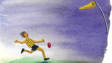 Jim Pavlidis illustration.