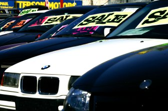 The used car market has had an unprecedented boom since the pandemic began.