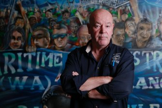 "Christy Cain has been hailed by union allies as ""effectively the national secretary-elect of the CFMMEU""."