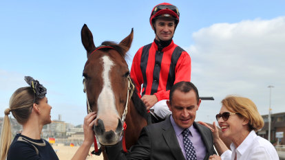 'He deserves all the accolades he gets': Waterhouse praises Waller