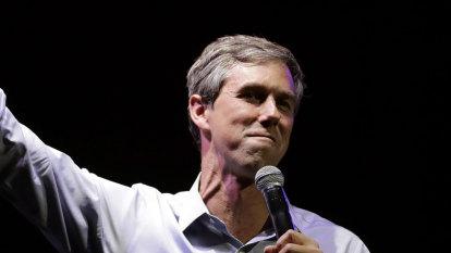 Beto O'Rourke reveals the value of political charisma: $US6.1 million