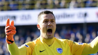 Learning to walk again: How Vukovic overcame horror injury and COVID-19