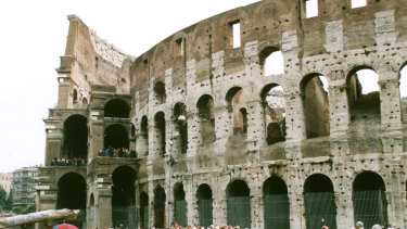 If the 2000-year-old Collosseum can provide disability access why can't heritage buildings in Melbourne?