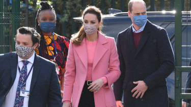 Prince William and Catherine, the Duchess of Cambridge visited a school in east London where Prince William responded to the bombshell interview given by his brother Prince Harry and his wife, Meghan, the Duchess of Sussex.