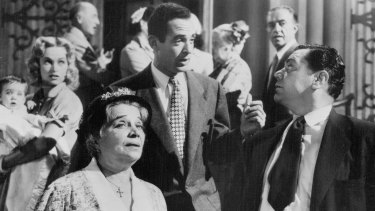 Ernest Borgnine and Betsy Blair in Marty, Cannes' 1955 Palme D'Or winner.