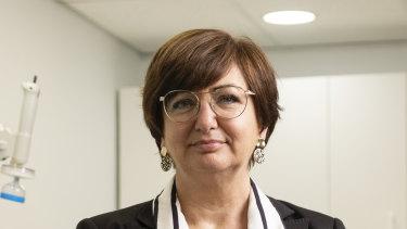 Virtus Health CEO Kate Munnings.