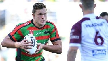 Souths prop Liam Knight could cop two games with an early guilty plea after he was charged on Sunday.