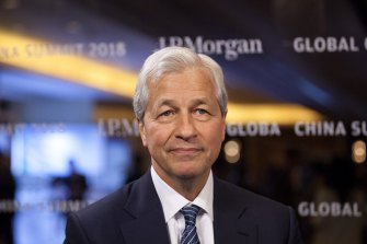 JPMorgan chief Jamie Dimon identified Walmart as a rival when it comes to recruiting executive talent. .