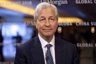 JPMorgan's Jamie Dimon is shrinking his group's balance sheet because it is more attractive to sell loans than to make them.