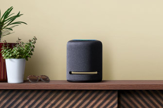 Amazon's Echo Studio doesn't make a great first impression, but it's a capable music speaker.