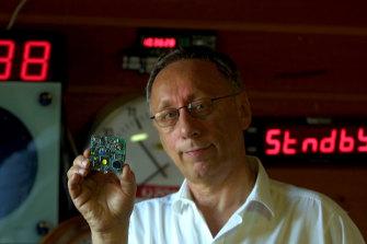 Henry Ekselman ran a clock-making and repair business.