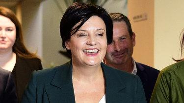 NSW Labor has a new leader, Strathfield MP Jodi McKay.