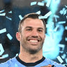 'This one's for you': Tedesco dedicates series win to Sydneysiders in lockdown