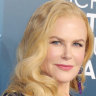 Nicole Kidman's nerves over her new role