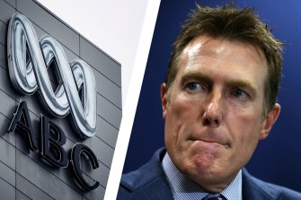 Former attorney-general Christian Porter is suing the ABC for defamation.