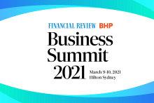 Business Summit logo 2021