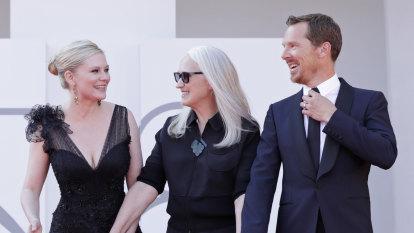 Jane Campion's magnificent return to film wows Venice festival